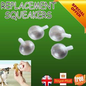 Soft Toy replacement Squeakers, animal safe, 25mm Dog toy squeakers