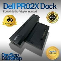 Dell PR02X Laptop Docking Station E7440 E7470