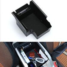 Car Console Armrest Storage Box Case Pallet Cover Trim For Escape Kuga 2013-2014