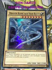 OCCASION Carte Yu Gi Oh DRAGON BLANC AUX YEUX BLEUS MVP1-FR055