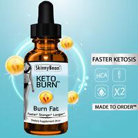 KETO BURN - Fat Burner - Diet Drops by Skinny Bean