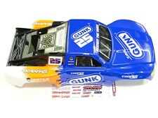 NEW TRAXXAS SLASH 1/10 2WD Body Factory Painted GUNK ARIE LUYENDYK JR. RL4U