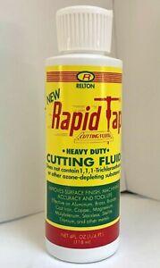 Rapid Tap Cutting Fluid Drilling Machining Hand Machine Metal Tapping Oil 118ml
