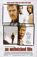 An Unfinished Life movie poster (a) - 11 x 17- Jennifer Lopez, Robert Redford