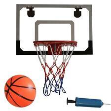 Basketball Hoop Over The Door Backboard Indoor Office Play Ball Net Sports Game