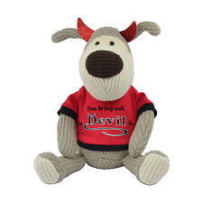 """Boofle 9"""" You Bring out The Devil in Me Plush Teddy Gift"""