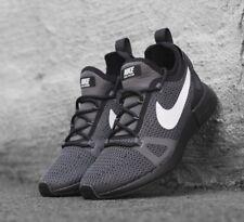Nike Duel Racer 927243-004 Black Grey White Women's Sportswear Running Shoes NIB