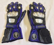BELSTAFF Motorcycle Motorbike Bike Biker Gloves Genuine Leather Size Small