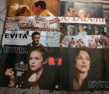 Madonna EVITA rare sexy complete set of 8 Italian film Posters in VG conditions