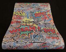 """05588-10) 1 Rolle schicke Papier Design Tapete """"Graffiti"""" fürs Kinderzimmer"""
