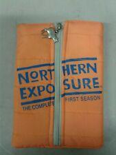 Northern Exposure Season 1 DVD in Orange Puffer Jacket Slip Cover (ml) (d32)