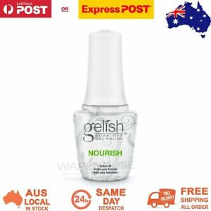 Harmony Gelish Cuticle Oil Nourish Hydrate Restore Healthy Hand & Nails Gel 15ml