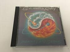 GAMMA RAY - Insanity And Genius (CD 1993) RARE PRESS 644591800320 MINT