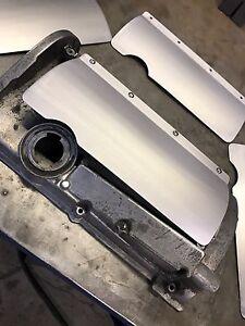 1.8T 20VT Coil Pack Aluminium Rocker Cover VW Audi Seat Skoda Handmade UK REV 1