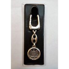 Porte-Clés Avec Monnaie en Argent / Argent - Livres 5 Aiglon - Diamètre 23 MM