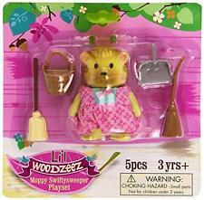 Li'l Woodzeez Moppy Swiftysweeper Playset