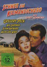 Schnee am Kilimandscharo - Gregory Peck  DVD/NEU/OVP