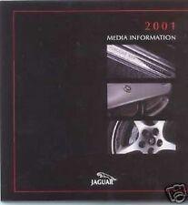 2001 Jaguar XKR Press Kit CDROM