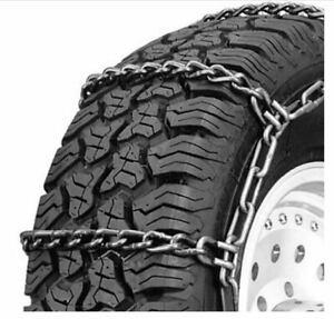 LaClede Tire Chains 7.50-17   7.00-18   8-19.5   245/70R17LT   225/70R17.5