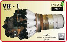 Karaya 1/72 VK-1 for Mikoyan MiG-15/15bis/UTI Soviet Jet Resin Engine # E7201