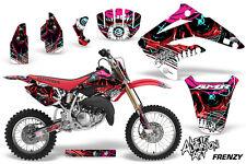 AMR Racing Honda CR85R Graphic Kit # Plates Decal Sticker MX Wrap 03-07 FRENZY R