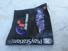 Gran Turismo (Sony PlayStation 1, 1999) -booklet only