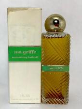 Ma Griffe Bath Oil 3.0 Oz. By Carven. Vintage. NIB