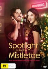 Spotlight Under the Mistletoe  - DVD - NEW Region 4