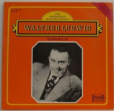 WALTHER LUDWIG HISTORIA TOP CLASSIC DAS GOLDENE BUCH BAND NR.21 Do-LP FOC (g895)