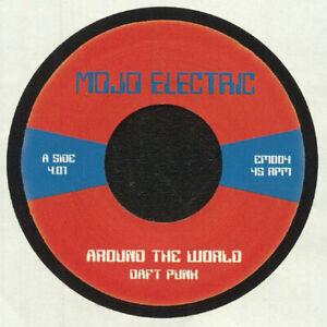 """Daft Punk – Around The World / Da Funk - 7"""" Vinyl"""