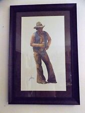 Art Print/Gordon Snidow/Ain't No City Beer/Western/Signed/Limited Edition