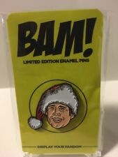 Clark Griswold National Lampoon's Christmas Vacation Bam Box Pin