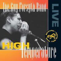 Guy Forsyth - High Temperature [New CD]