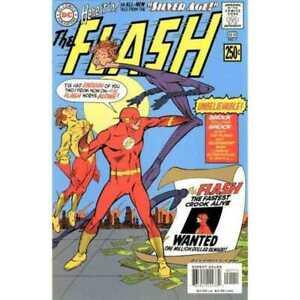 Silver Age Flash #1 in Very Fine + condition. DC comics [*8k]