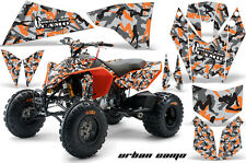 AMR Racing KTM 450/525 XC ATV Graphics Decal Kit Quad Stickers 08-13 URBAN CAMO