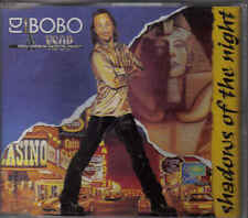 DJ Bobo-Shadows Of the Night cd maxi single eurodance