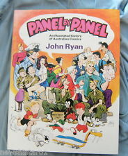 #WW. BOOK - AN ILLUSTRATED HISTORY OF AUSTRALIAN COMICS