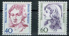 Bund MiNR 1331 + 1332 Freimarken Frauen der deutschen Geschichte postfrisch **