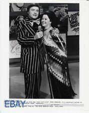 Shirley Temple Mike Douglas Show VINTAGE Photo