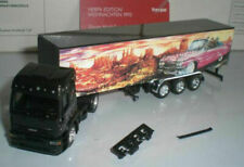 Voitures, camions et fourgons miniatures noirs Serie 1 1:87
