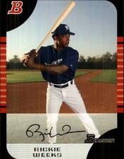 2005 Bowman Draft Baseball Part 1 Main Set and AFLAC Cards