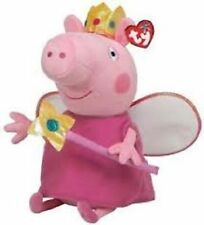 "Peppa Pig Ty Princess Plush Wand Soft Giant Huge Toy 15"" RRP £24.99 Christmas"