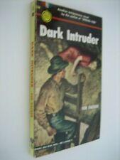 DARK INTRUDER...Vin Packer...Gold Medal 250...1st Paperback