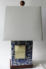 Ralph Lauren Blue White Lamp For Sale In Stock Ebay,Baby Shower Decorations Girl Elephant