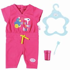 Zapf Creation 823590 BABY born® Badeset Jumpsuit