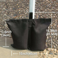 Weight Sand Bag For Umbrella Base Stand Bags Square Outdoor Patio US