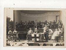 Bacup Presentation Distinguished Conduct Medal Springs Band WW1 RP Postcard 388b