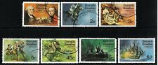 British Colony GRENADA 1976 Old Stamps - USA Bi Centennial of Independence
