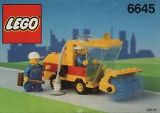 LEGO Town Street Sweeper (6645)