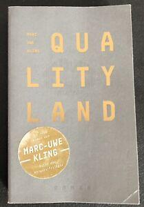 QualityLand (helle Edition) - Marc-Uwe Kling - Gebraucht